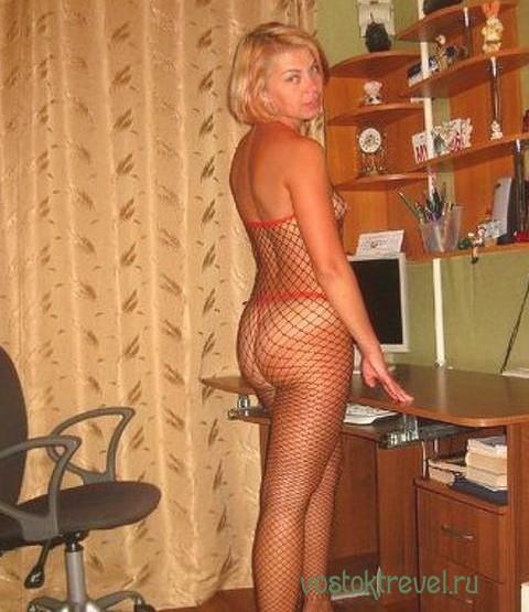 Реальная проститутка Витюша